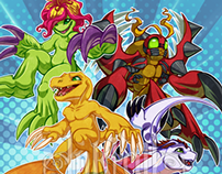 Digimon Series