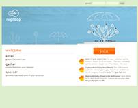 2010 Regroop web platform