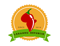 Labanhu Republik - Branding