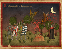 Magus, Ritter und Daemonen