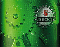 Beck's Art Label Project