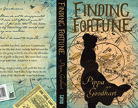 Finding Fortune/Raven Boy (design & illustration)