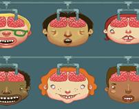 Faces+Races