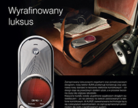 Advertorial AURA by Motorola