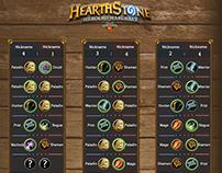 FREE Hearthstone Tournament Table