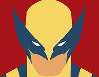X-men Minimalist