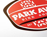 Bike shop identity refresh