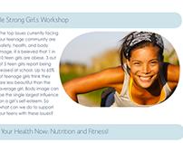 Nutrizione Newsletter Redesign