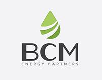 BCM Energy Logo