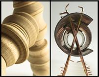 Material Exploration: Wood & Metal
