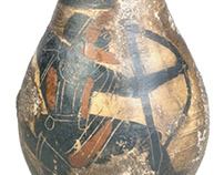 Pottery – Greek   Image source: Sadighgallery.com