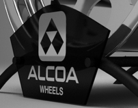 ALCOA JANT STAND
