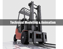 Technical Modeling & Animation 02