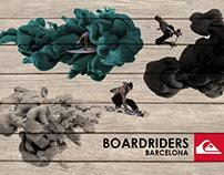 Boardriders Barcelona - Opening Campaign