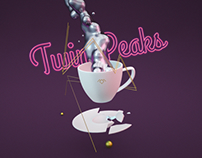 TWIN PEAKS tribute // Artwork