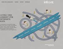 Infront-Business Website