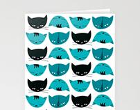 Meow Cat Pattern