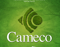 Cameco Earth Day Poster