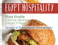 WEEKEND & EGYPT HOSPITALITY Magazines