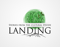 "TV Show ""The Landing"" Logo Design"