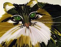Twistie the Cat