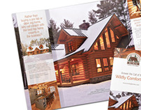 Big Bear Log Homes Project