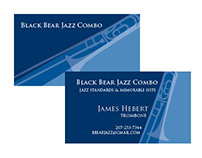 Black Bear Jazz Combo Project