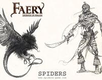 Faery: Legend of Avalon - Spiders (2010)