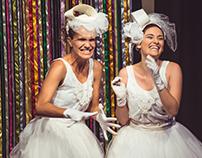 Teatro: Como Nasceu a Alegria