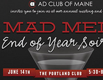 Ad Club of Maine - Mad Men Project