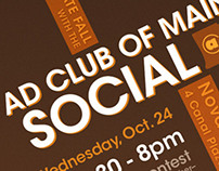 Ad Club of Maine - Social Project