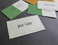 Pullulo Visual Identity