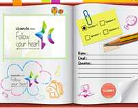ITC Classmate - Follow your Dream App