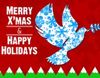 GRAPHICS | Christmas E-cards 2012