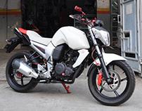 My Yamaha FZ16 / Byson