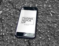 Simple iPhone 6s Mock-Ups