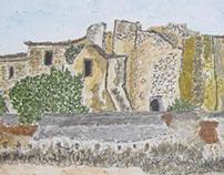 Convento de São Francisco - Sketch - Nov12