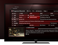 Vodafone - Set Top Box Interface