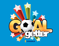 Pifworld - Goalgetter game