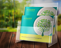 Ecoware Brochure Design
