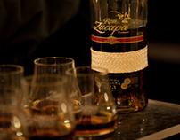Zacapa Rum Branding