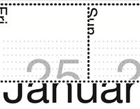 Printable planner 2013
