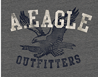 AMERICAN EAGLE GRAPHICS