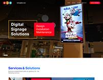 DBS Website
