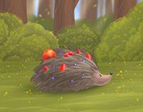 Sweet Hedgehog