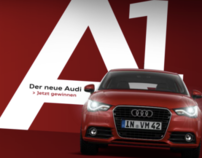 Audi A1 - The Next Big Audi