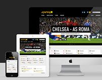 Sporting Telenet site