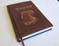 Rediseño de libro - Drácula / Book, Redesign (Drácula)
