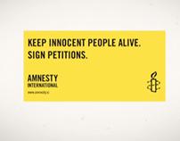 Amnesty International EKG