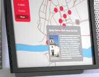 Suporte interactivo: Roteiro Turístico Barcelos